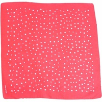 Bandana - Red Star Design 100% Cotton 55x55cm
