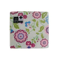 20 Pack Vintage Floral Design 2 ply Premium Party Napkins 33x33cm MQ-360