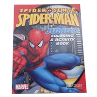 Spider-Man Colouring In and Activity Book. 100pgs of Fun for Children/Kids - A