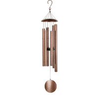 120cm Copper Tubed Galaxy Wind Chime, High Quality Sound