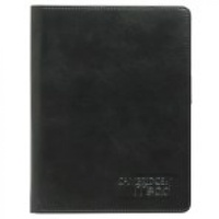 A - Cambridge by Mead A5 Business Note Book 100 Pages PU Leather
