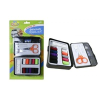 33pce Travel Sewing Tool Kit