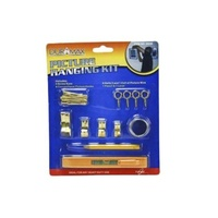 25pce Picture Hanging Kit - DYI Set