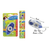 1 x Glue Tape 8mm x 10 Meters, Acid Free and Non Toxic, Scrapbooking and Crafts