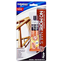 "1pce ""No More Nails"" Construction Glue in Beige, Weather Resistant 40g"