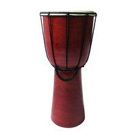 40cm Bongo / Djembre Drum, Goat Skin Hyde Mahogony Wood Great Value!!