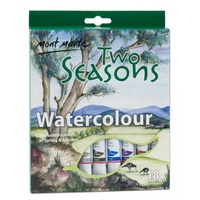 Mont Marte Two Seasons Water Colour 18pce 12mls