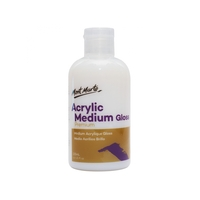 Mont Marte Acrylic Medium Gloss 135ml
