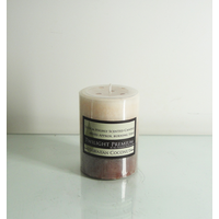 48 Hour Twilight Scented Candle 7x10cm, Hawaiian Coconut, Premium Range