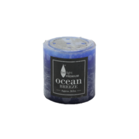 36 Hour Twilight Scented Candle 7x7cm, Ocean Breeze, Premium Range