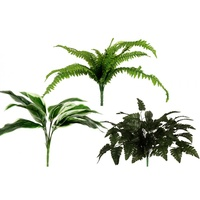 1pce Artificial Flower Fern Range in 3 designs to Choose From - AF0010