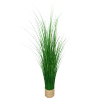 78cm Grass Bunch Bouquet With Rope Base Standing
