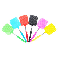 1pce Fly Swatter Fly Swat Assorted Colours Selected at Random