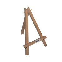 12 x Medium Timber Easel 10cm