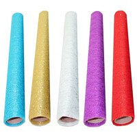 4.5m Roll of Webbed Mesh Glitter and Sequin, Florists, Costuming, Craft