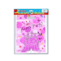 Princess Castle Theme Party Loot Bags 25x15cm Great for Lollies & Gifts for Kids