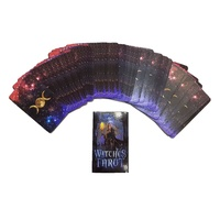 New 1pce Witches Deck of Tarot 78 Cards Spiritual Meditation Reading Mind & Body