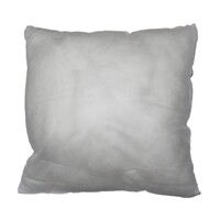 1pce 45cm x 45cm Cushion Insert Soft Plush Polyester 500 Grams