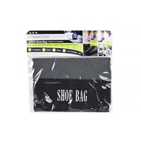 2pce Travel Shoe Bag with Draw String