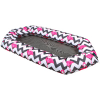 AQUA POD ZIGGY FLAMINGO JNR 120X80X10CM COVER ONLY
