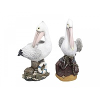 30cm Realistic Pelican in Exquisite Detail, Hand Made from High-Quality Resin