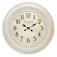 75cm Wall Clock with Antique Feature Design, Victorian Style
