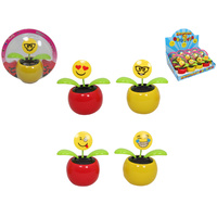 New 1pce 11cm Emotion Solar Dancing Groover 4 Assorted selected at Random