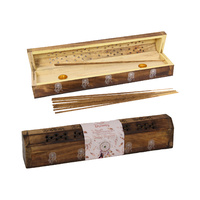 30CM FOLLOW YOUR DREAMS WOODEN INCENSE 3 ASSORTED