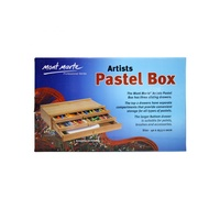 Mont Marte Pastel Box 3 Drawer