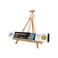 Mont Marte Table Easel Beech 50x40cm