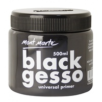 Mont Marte Black gesso 500ml