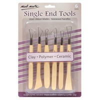 Mont Marte Single End Tools 6pce