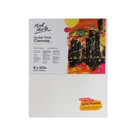 Mont Marte Studio Canvas Double Thick 20.3x25.4cm
