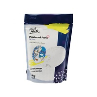 1pce Mont Marte Plaster of Paris 1Kg Hobby Casting, Moulding & Sculpting
