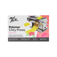Mont Marte Polymer Clay Press for Marbling and Blending Effects