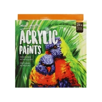 Mont Marte Artist Acrylic Paints 24pce x 12ml