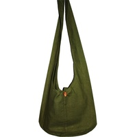 Unisex 100% Cotton Casual Bag. Excellent for beach, shopping. Zip inner pocket