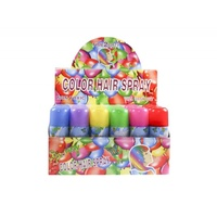 1pce Colour Hair Spray 85g Great for Parties, Dance Groups and Events