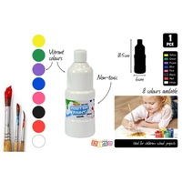 400ml Poster Paint, Art, Kids, Non-Toxic