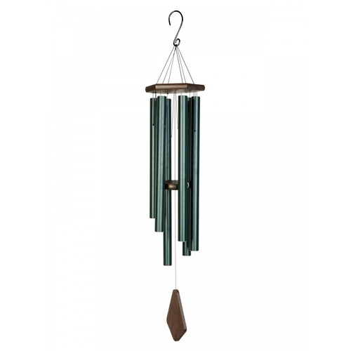 120cm Forest Green Premiere Grand Wind Chime, Zen sounds, Quality