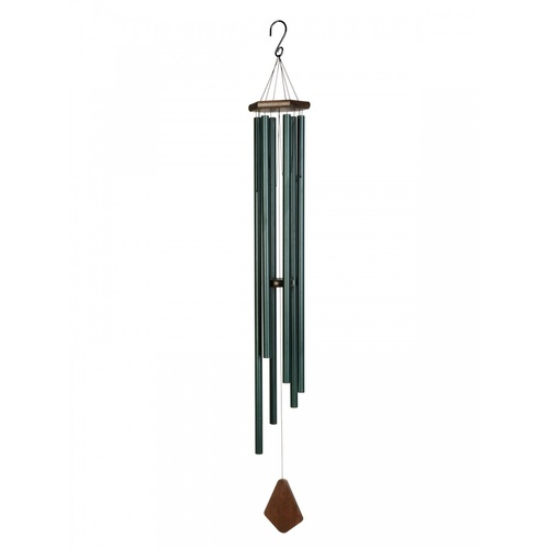 150cm Forest Green Premiere Grand Wind Chime, Zen sounds, Quality